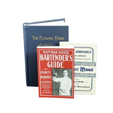 Cocktail Kingdom® Pre-Prohibition Book Bundle